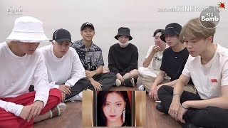 Download BTS REACTING TO ITZY 'DALLA DALLA' MV WITH SUBS (FMV) Video