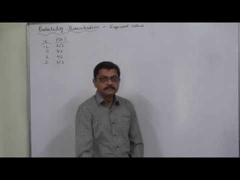Probability Distribution   9 Calculation of Expected Value