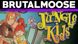 Jungle Kids - PC Game Review - brutalmoose