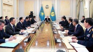 Спецвыпуск. Заседание Совета Безопасности РК