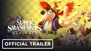 Super Smash Bros. Ultimate Banjo-Kazooie Official Trailer - E3 2019
