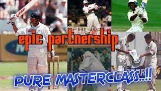 India were 58/5, THEN Sachin and Azharuddin show South Africa PURE MASTERCLASS | EPIC PARTNERSHIP!!