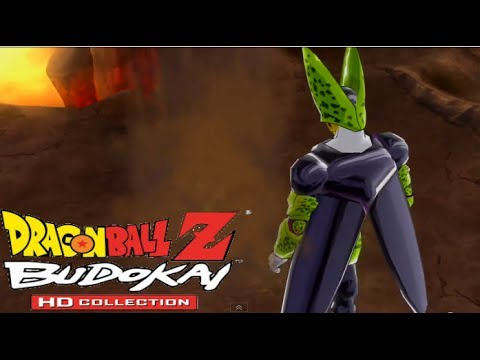 Dragonball Z Budokai 3 HD: Cell vs Broly