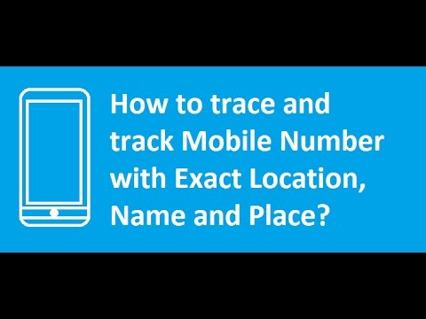 How to track phone number/imei number/stolen phone 100%working...