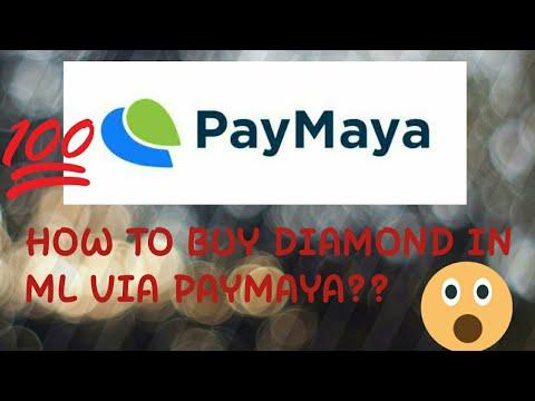How to buy Diamond in ML via PayMaya.