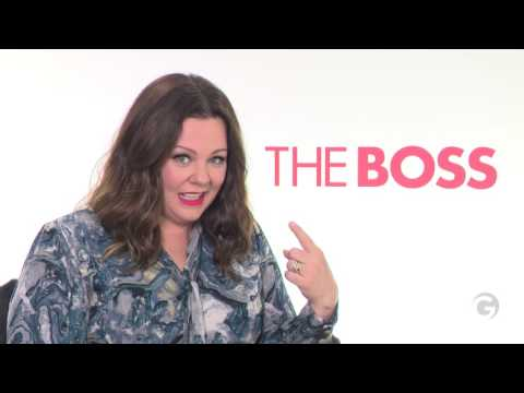Melissa McCarthy Once Hit Her Husband In The Balls For A Week Straight
