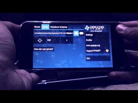 [NO Jailbreak] Play PSP Games On iOS 11