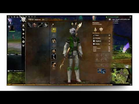 Guild Wars 2 Beta Weekend 3 - User Interface Breakdown