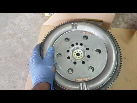 Dual mass flywheel problems.