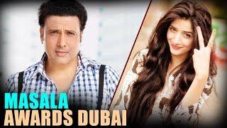 "Mawra Hocane: ""Who Is Not A Fan Of Govinda?"" | Masala Awards Dubai"