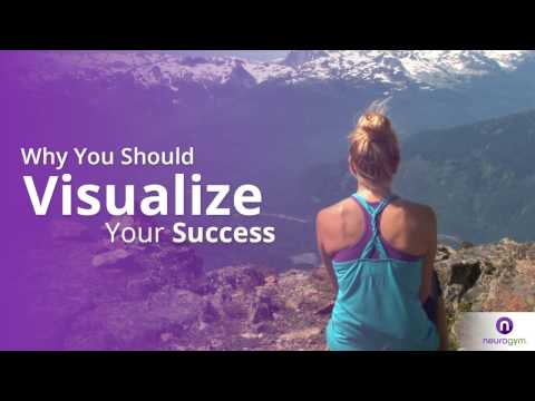 Why You Should Visualize Your Success