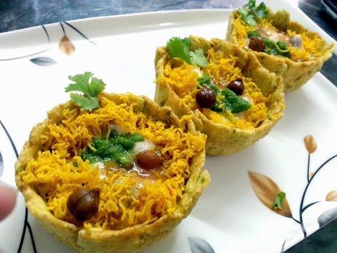 Katori Chaat - Sanjeev Kapoor - Quick Chef