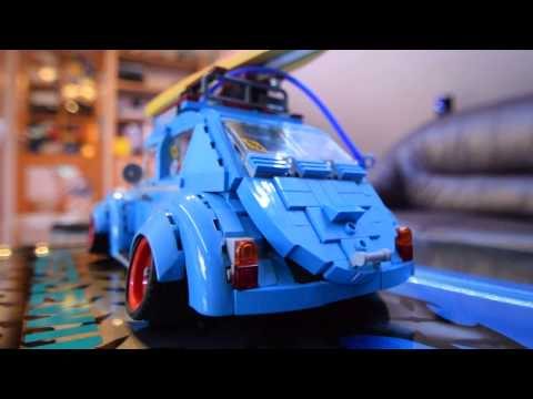 Lego Vw Kafer Mit Airride Playithub Largest Videos Hub