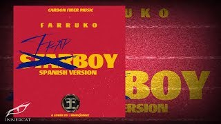 Farruko - Starboy (Spanish Version) [Official Audio]