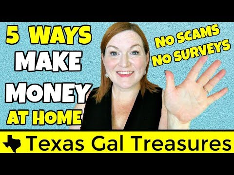 5 Easy Ways to Make Money from Home 2017 - Bloopers!