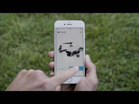 DJI Tutorials - Spark - Mobile Device Piloting