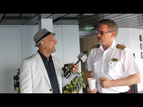 ChoiceTV Interview with Allure of the Seas Captian Tore