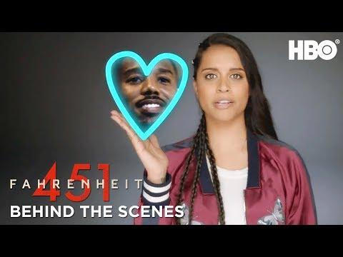 Fahrenheit 451 vs Reality w/ Lilly Singh | Fahrenheit 451 | HBO