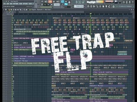 Free Trap FLP [Ricky Remedy & Alexander Lewis style]