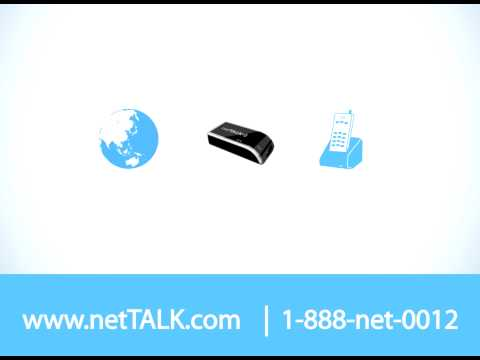 netTALK DUO-Welcome to communication FREEDOM