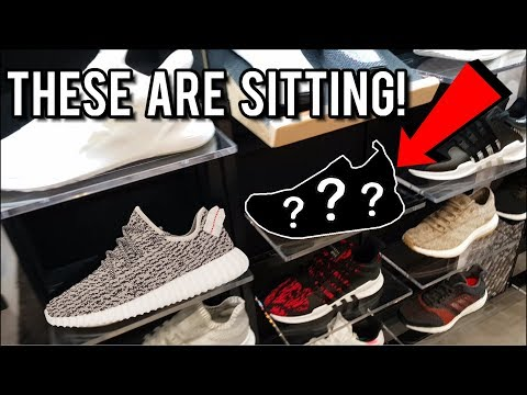 I CANT BELIEVE THESE WERE SITTING!!! | Hype Adidas Sneakers Sitting On Shelves