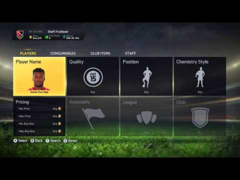 Fifa 15 Free Players Glitch