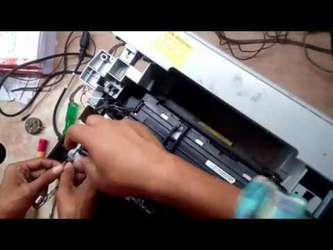 samsung  How to repair  printer  4021s