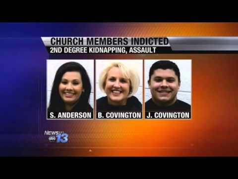 Mugshots of Alleged Word of Faith Abusers Rele