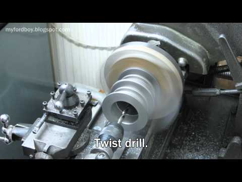 Building the Essex Hot Air Engine Part 1 Machining the Cylinders