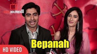 Bepanah: Namita Dubey & Harshad Chopra Fun Chat On