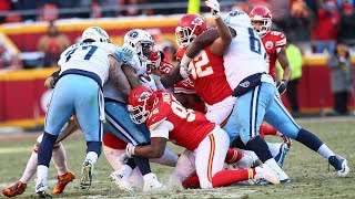Tennessee Titans VS Kansas City Chiefs Highlights | 2018 NFL AFC Wild Card Game ᴴᴰ