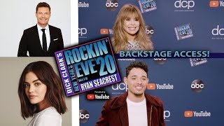 Dick Clark's New Year's Rockin' Eve with Ryan Seacrest 2020 - Inside The Ball Drop Event (HD)
