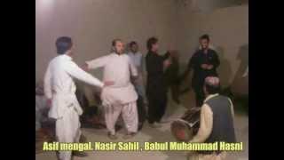 Brahui Chap Asif Mengal Group & Friends