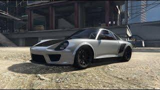 GTA 5 Online   Comet SR Showcase and Top Speed