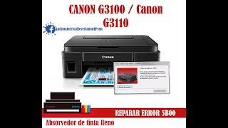 Reset Canon Service tool v5103