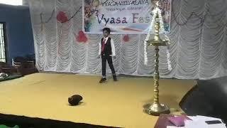 Best dance performance on vyasa fest 2019