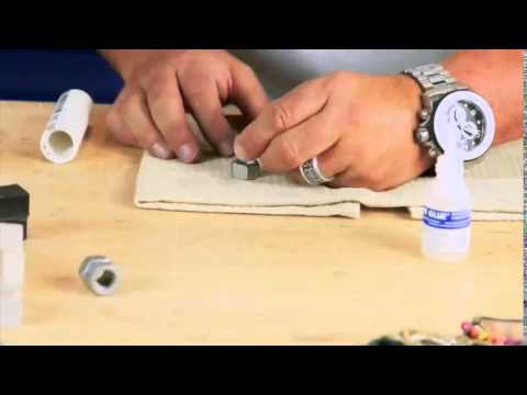 How To Glue Metal to Metal - The Last Glue