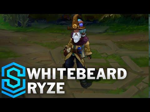 Whitebeard Ryze (2016) Skin Spotlight - League of Legends