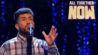Scott scores big with Jealous by Labrinth  | All Together Now