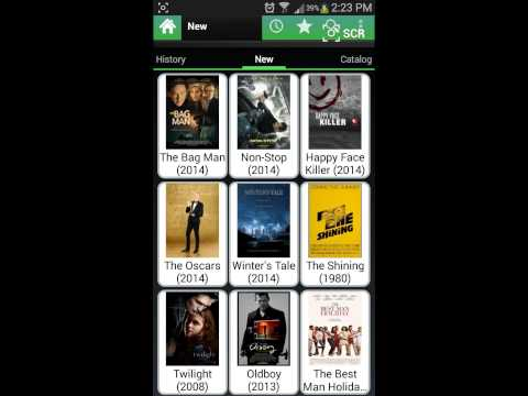 Watch free movies on any Android phone for free