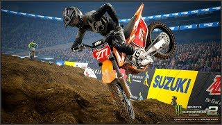Download the BIGGEST GOON EVER!! (Monster Energy Supercross: the Official game 2) Video