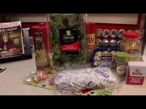 Cooking w/ Steph | Salmon-Nicoise Salad