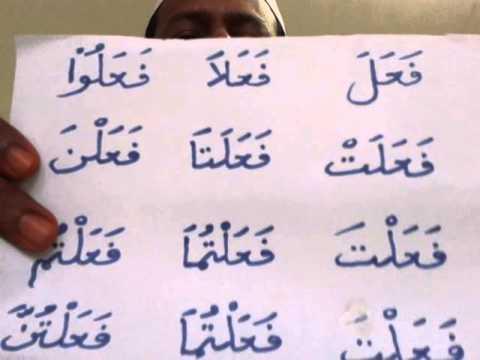 Learn Arabic.Lesson 01. Tamil