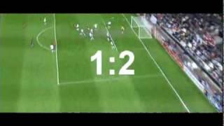 Football Europa League - Valencia vs. Atletico Madrid 2010
