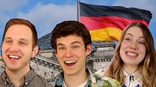 Americans share their 1st impressions of Germany