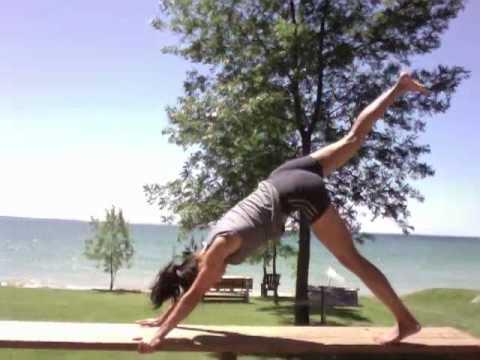 Yoga and Ayurveda Balancing Pitta dosha with Yoga.m4v