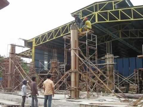 FETube -- Finish Free Round Concrete Forms System