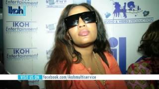Ikoh Interview - Ray Kigosi & Oprah in Bujumbura    #bongo movie