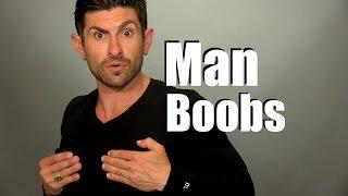 Man Boobs | How To Treat, Manage and Eliminate Gynecomastia