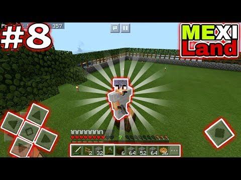 Serie Survival Minecraft Pe 1.4.2 Episodio #8
